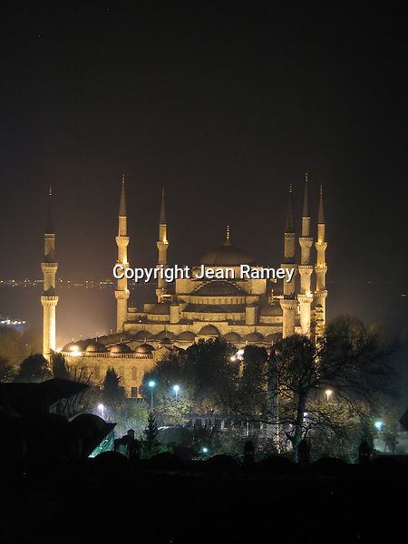 Arabian Nights - Blue Mosque