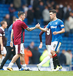 Jamie Walker and Ryan Jack