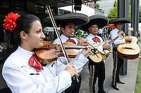 BMZ Tag der offenen Tür 2015, Hauptbühne, Musikgruppe Mariachi de Mexico