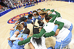 Tulane vs UConn (AAC Women's Semis 2016)