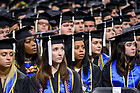 May 19, 2019; Graduates at the 2019 Notre Dame Commencement Ceremony (Photo by Matt Cashore/University of Notre Dame)