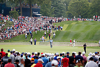 Tiger Woods (USA) walks the 2nd hole during the final round of the 100th PGA Championship at Bellerive Country Club, St. Louis, Missouri, USA. 8/12/2018.<br /> Picture: Golffile.ie   Brian Spurlock<br /> <br /> All photo usage must carry mandatory copyright credit (© Golffile   Brian Spurlock)