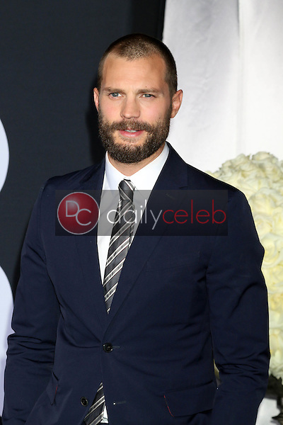 """Jamie Dornan<br /> at the """"Fifty Shades Darker"""" World Premiere, The Theater at Ace Hotel, Los Angeles, CA 02-02-17<br /> David Edwards/DailyCeleb.com 818-249-4998"""