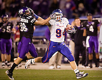 Boise St Football 2008 v TCU Pointsettia