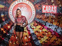 SÃO PAULO, SP, 03.03.2019 - CARNAVAL-SP - Dani Bolina, no Camarote Brahma durante Desfile das campeãs, do grupo especial do Carnaval de São Paulo, no Sambódromo do Anhembi em Sao Paulo, na madrugada deste Sábado, 08.(Foto: Bruna Grassi/Brazil Photo Press)