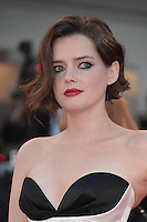 VENICE, ITALY - SEPTEMBER 06: Roxane Mesquida at the 'The Company You Keep' Premiere during the 69th Venice Film Festival at the Palazzo del Casino on September 6, 2012 in Venice, Italy. &copy;&nbsp;Maria Laura Antonelli/AGF/MediaPunch Inc. ***NO ITALY*** /NortePhoto.com<br />