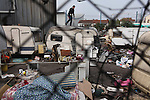 Roma Eviction Bondy Paris