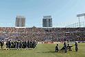 Yokkaichi Chuo Kogyo team group line-up (Yonchuko),.JANUARY 9, 2012 - Football / Soccer :.A general view. Yokkaichi Chuo Kogyo players line up before the 90th All Japan High School Soccer Tournament final match between Ichiritsu Funabashi 2-1 Yokkaichi Chuo Kogyo at National Stadium in Tokyo, Japan. (Photo by Hiroyuki Sato/AFLO)