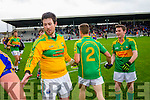 Brian O'Connor South Kerry team celebrate winning the County Senior Football Semi Final over Kenmare at Fitzgerald Stadium Killarney on Sunday.