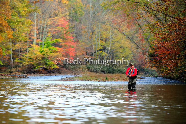 FALL FLY FISHING 2012 BRAD BERLIN ERIE TRIP