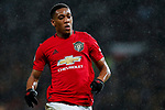 Anthony Martial of Manchester United during the Premier League match at Old Trafford, Manchester. Picture date: 11th January 2020. Picture credit should read: James Wilson/Sportimage