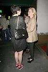April 24th 2012 ..Elizabeth Banks talking with Ginnifer Goodwin husband Max Handelman dine at Madeos in West Hollywood..www.AbilityFilms.com.805-427-3519.AbilityFilms@yahoo.com.