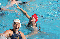 17 February 2008: Jacquelyn Gauthier during Stanford's 10-5 win over UC Davis at the Avery Aquatic Center in Stanford, CA.