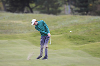 Tiernan McLarnon (Massereene) on the 4th fairway during Round 3 of the Lytham Trophy, held at Royal Lytham & St. Anne's, Lytham, Lancashire, England. 05/05/19<br /> <br /> Picture: Thos Caffrey / Golffile<br /> <br /> All photos usage must carry mandatory copyright credit (© Golffile | Thos Caffrey)