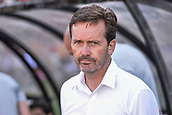 9th February 2019, Spotless Stadium, Sydney, Australia; A League football, Western Sydney Wanderers versus Central Coast Mariners; Mike Mulvey coach of the Central Coast Mariners before kick off