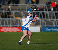 2nd February 2020; TEG Cusack Park, Mullingar, Westmeath, Ireland; Allianz Division 1 Hurling, Westmeath versus Waterford; Stephen Bennett strikes a free for Waterford