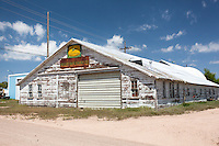 Miller Implement Co. building in Haxtun, CO