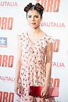 "Alba Messa attends to the premiere of the spanish film ""Toro"" at Kinepolis Cinemas in Madrid. April 20, 2016. (ALTERPHOTOS/Borja B.Hojas)"