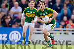 Stephen O'Brien Kerry in action against  Cork in the National Football league in Austin Stack Park, Tralee on Sunday.