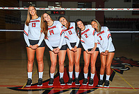 UHart Volleyball Photo Day 8/11/2017