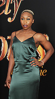 NEW YORK, NY-July 18: Cynthia Erivo at Fox Searchlight Pictures presents premiere of Absolutely Fabulous: The Movie  to talk about  Star Trek Beyond in New York. NY July 18, 2016. Credit:RW/MediaPunch