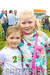 Sisters at the races in Cahersiveen Isabella & Jessica O'Connor.