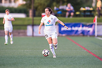 Boston, MA - Friday August 04, 2017: Christina Gibbons during a regular season National Women's Soccer League (NWSL) match between the Boston Breakers and FC Kansas City at Jordan Field.