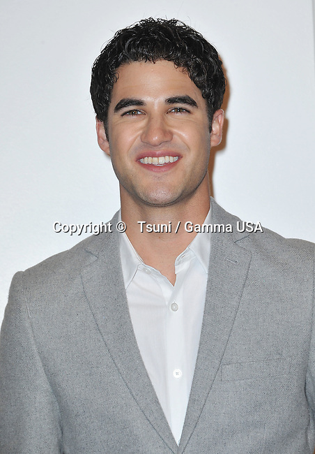Darren Criss  at the People S Choice Awards Nom. 2013 at The Paley Center In Beverly Hills