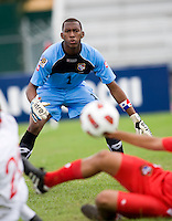Ivan Picart.  Canada played Panama during the CONCACAF Men's Under 17 Championship at Catherine Hall Stadium in Montego Bay, Jamaica.