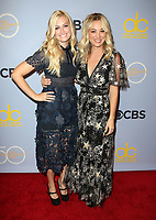 04 October 2017 - Los Angeles, California - Beth Behrs, Kaley Cuoco. CBS &quot;The Carol Burnett Show 50th Anniversary Special&quot;. <br /> CAP/ADM/FS<br /> &copy;FS/ADM/Capital Pictures