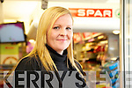 Linda Lynch Manager of Byrne's Spar Monavalley, Tralee.