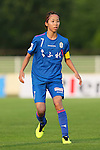 Rie Azami (Elfen), <br /> JULY 12, 2015 - Football / Soccer : <br /> 2015 Plenus Nadeshiko League Division 1 <br /> between NTV Beleza 1-0 AS Elfen Saitama <br /> at Hitachinaka Stadium, Ibaraki, Japan. <br /> (Photo by YUTAKA/AFLO SPORT)