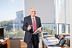 Arnold Van Den Berg, principal of Century Management, is recognized as one of the worlds leading super investors and securities portfolio managers.<br /> <br /> Photographs by Ben Sklar
