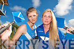 STARS: Monica Dukarska and Veronica Kingston, members of Killorglin  Rowing Club,  who took top honours  at the Limerick Regatta on Sunday last....     Copyright Kerry's Eye 2008