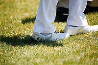 Shane Lowry (IRL) shoes during the 3rd round at the Nedbank Golf Challenge hosted by Gary Player,  Gary Player country Club, Sun City, Rustenburg, South Africa. 10/11/2018 <br /> Picture: Golffile | Tyrone Winfield<br /> <br /> <br /> All photo usage must carry mandatory copyright credit (&copy; Golffile | Tyrone Winfield)