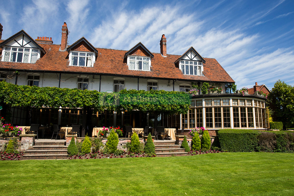 EXCLUSIVE: George and Amal Clooney's English country home and