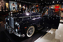 May 12, 2010 - Tokyo, Japan - King of Pop's favorite 1967 Rolls Royce is on display at the 'Michael Jackson - The official Lifetime Collection' exhibition, in a hall at the foot of Tokyo Tower, Tokyo, Japan, on May 12, 2010. More than 280 items of Michael Jackson memorabilia including stage costumes and famous crystal-studded gloves are on display until July 4.  (c) MICHAEL JACKSON ESTATE.