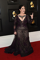 LOS ANGELES - JAN 26:  Ashley McBryde at the 62nd Grammy Awards at the Staples Center on January 26, 2020 in Los Angeles, CA
