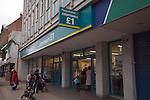 Poundland £1 discount shop, Ipswich