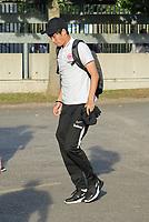 Daichi Kamada (Eintracht Frankfurt) - 22.08.2019: Racing Straßburg vs. Eintracht Frankfurt, UEFA Europa League, Qualifikation, Commerzbank Arena<br /> DISCLAIMER: DFL regulations prohibit any use of photographs as image sequences and/or quasi-video.