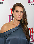 Brooke Shields attends the Broadway Opening Night Performance of 'War Paint' at the Nederlander Theatre on April 6, 2017 in New York City