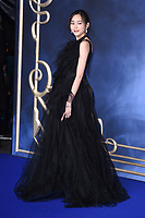 "Mirei Kiritani<br /> arriving for the ""Fantastic Beasts: The Crimes of Grindelwald"" premiere, Leicester Square, London<br /> <br /> ©Ash Knotek  D3459  13/11/2018"