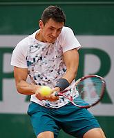 28-05-13, Tennis, France, Paris, Roland Garros,    Victor Hanescu