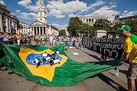 &quot;O Silencio Alimenta A Corrupcao. Populacao Passiva = Corrupcao Ativa. Brazil I Do Care&quot;.<br />