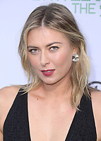 "WESTWOOD - SEPTEMBER 17:  Maria Sharapova at the premiere of Fox Searchlight Pictures ""Battle of the Sexes"" at the Regency Village Theatre on September 17, 2017 in Westwood, California. (Photo by Scott Kirkland/PictureGroup)"