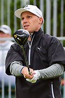 Ben Crane (USA) watches his tee shot on 10 during round 3 of the Valero Texas Open, AT&amp;T Oaks Course, TPC San Antonio, San Antonio, Texas, USA. 4/22/2017.<br /> Picture: Golffile | Ken Murray<br /> <br /> <br /> All photo usage must carry mandatory copyright credit (&copy; Golffile | Ken Murray)