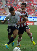 Chivas vs Atlante Liga MX
