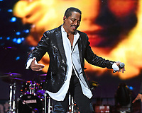 FORT LAUDERDALE FL - NOVEMBER 30: Marlon Jackson of The Jacksons performs during the Riptide Music Festival at Fort Lauderdale Beach on November 30, 2018 in Fort Lauderdale, Florida. : <br /> CAP/MPI04<br /> &copy;MPI04/Capital Pictures