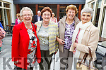 Marge Healy (Castleisland), Nora May O'Connell, Mary Kelliher and Josie Fallon enjoying the Sliabh Luachra Tea Dance in the Ballygarry House Hotel on Monday