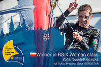 47 Trofeo Princesa Sofia IBEROSTAR, bay of Palma, Mallorca, Spain, takes<br /> place from 25th March to 2nd April 2016. Qualifier event for the Rio 2016<br /> Olympic Games. Almost 800 boats and over 1.000 sailors from to 65 nations<br /> &copy;Pedro Martinez/Sailing Energy/Trofeo Sofia